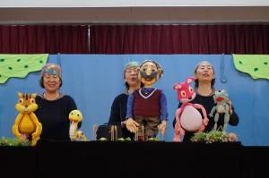 ひげ先生と仲間たち