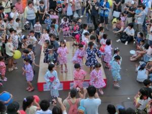 盆踊りショー