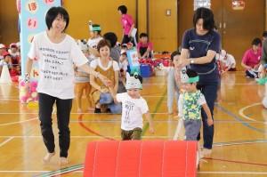 つきぐみ親子競技
